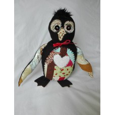 Cheeky Penguin Chick - Patchwork