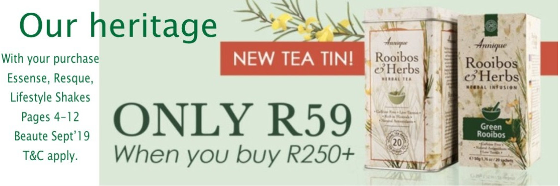 Rooibos and herbs