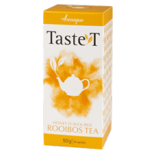 Taste T, Honey Rooibos Tea - 20 Teabags