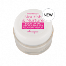 Nourish and Nurture Solid Lip Oil