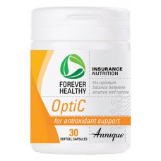 OptiC, Vitamin C, 30 Capsules