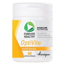 OptiVite, MultiVitamin, 60 Capsules