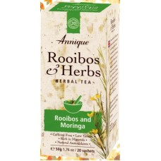 Rooibos and Moringa Tea - 20 Teabags - plus free Bladder & Kidney Tea