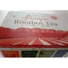 Annique's Heritage Tea Caddy
