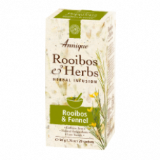Rooibos and Fennel  - 20 Teabags
