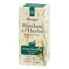 Green Rooibos Tea - 20 Teabags - plus free Bladder & Kidney tea