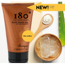 180˚Aloe and Green Rooibos Shave Gel