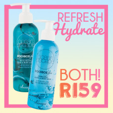 Ocean Escape Invigorating Hand and Body Lotion plus free Wash