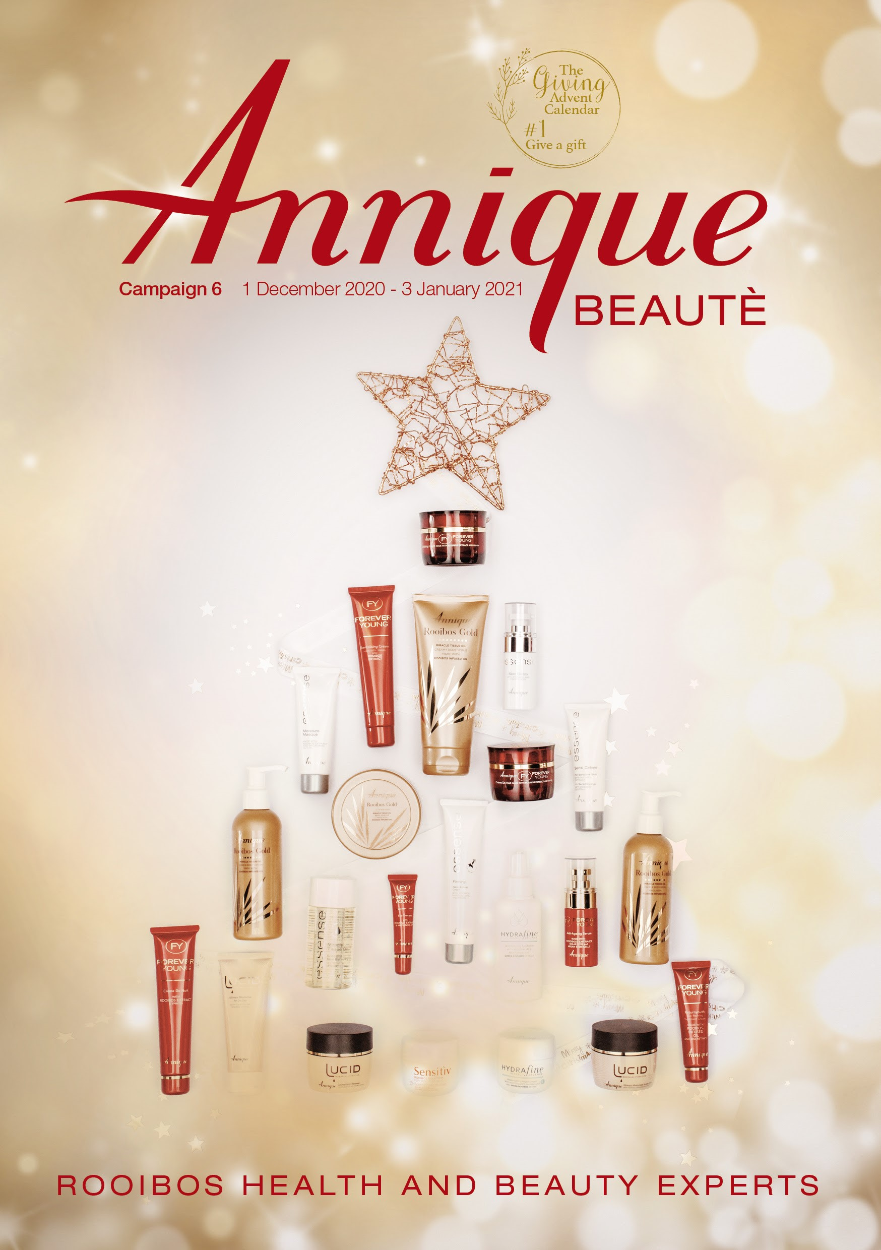 Annique December 2020 Beaute