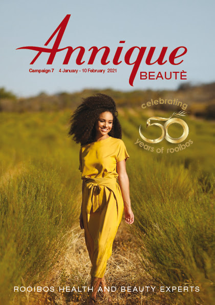 Annique January 2021 Beaute